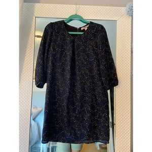 Forever 21 dress with 3/4 sleeve - size small